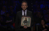 'Yeah Bones' on Late Night with Seth Meyers