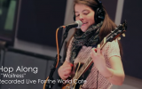 Waitress on World Cafe