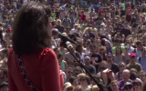 Live at Pitchfork Music Festival 2015