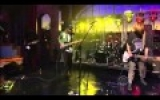Performing 'Doused' on Letterman
