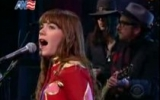 Carpetbaggers with Elvis Costello on The Late Show