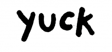 Yuck logo
