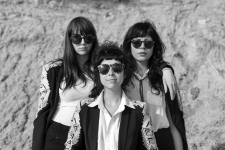 Three amigas black and white (jasontravis)-2