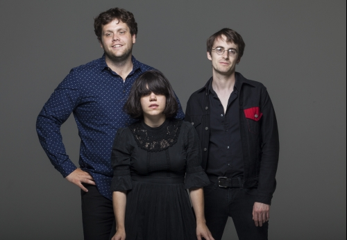 Screaming females hires christopher patrick ernst