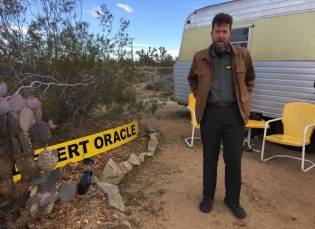 Ground Control Touring Welcomes Desert Oracle