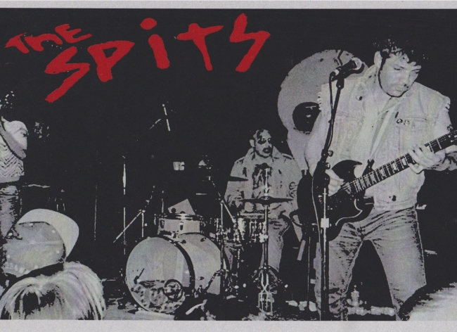 Ground Control Touring Welcomes The Spits!