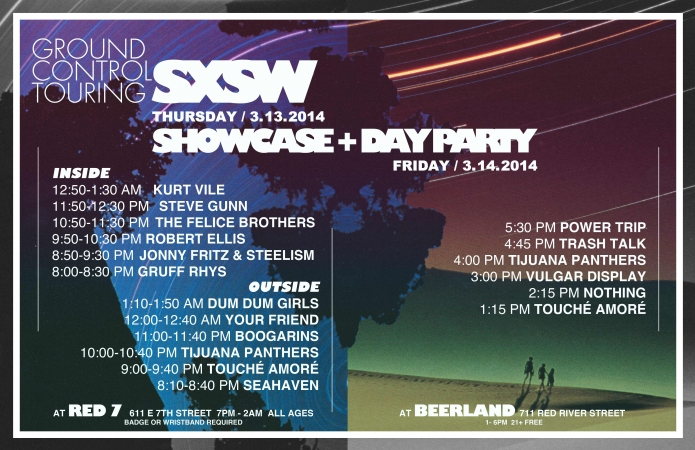 SXSW Showcase & Day Party