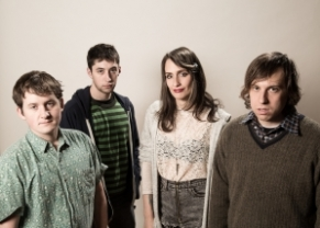 Speedy Ortiz joins our family of bands!