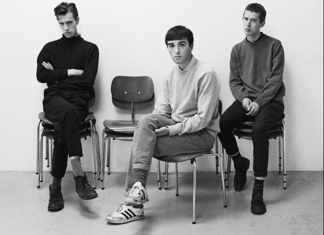 Swedish post punk outfit Lust For Youth joins our roster!
