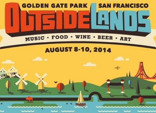 Ground Control Touring artists at Outside Lands!