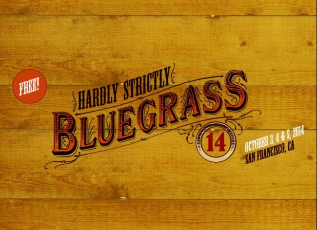 Hardly Strictly Bluegrass Festival starts today!