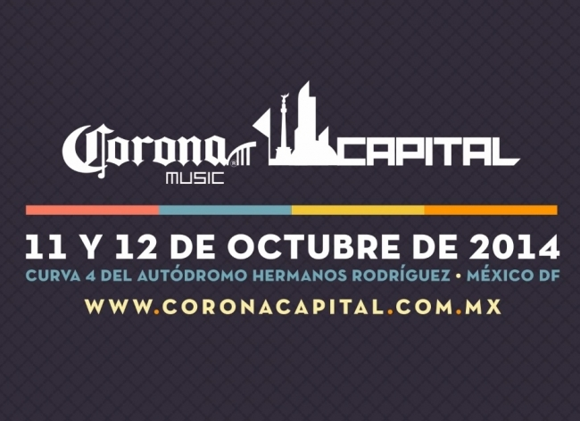 Corona Capital 2014 Begins Tomorrow South of the Border!