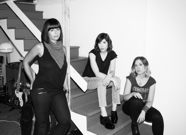 Sleater-Kinney reunites! On tour early 2015 & new album out Jan 20