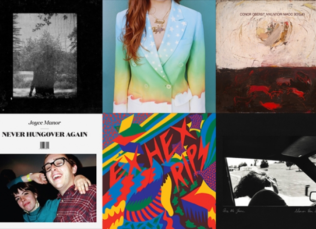 Ground Control Touring Artists On Best Of 2014 Lists!