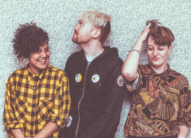 East London band Shopping joins our artist roster!