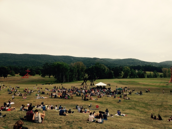 Storm King Art Center announces 2015 summer series!