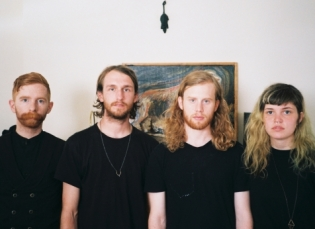 Rising Band Saintseneca Joins Ground Control Touring!