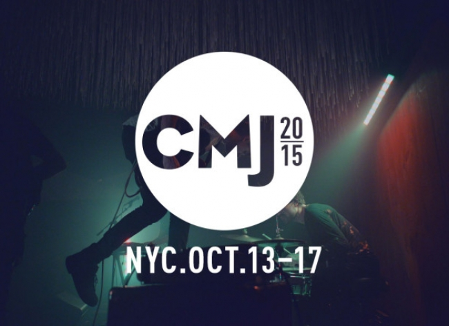 Ground Control Touring Artists at CMJ Music Marathon 2015