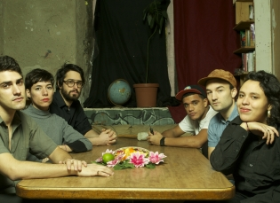 Downtown Boys bring their political sax punk to the GCT roster