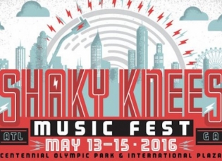 Shaky Knees Line Up feat. Parquet Courts, Wild Nothing, Hop Along & more…