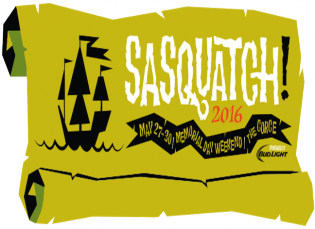 Sasquatch! Festival Line Up Announced! Incl. Kurt Vile, M. Ward, Titus Andronicus & others…