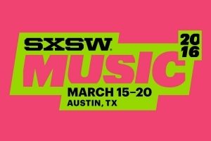 Ground Control Touring Artists at SXSW 2016