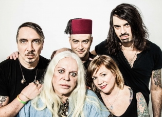 We're Proud to Announce the Addition of Genesis Breyer P-Orridge and Psychic TV to Our Artist Roster
