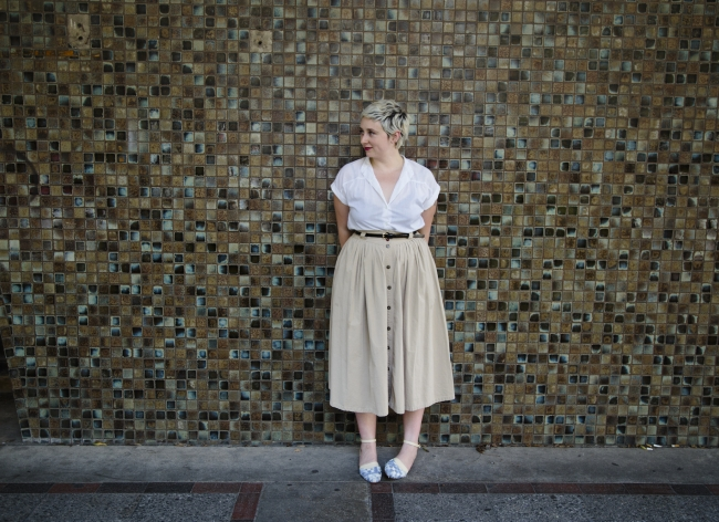 Allison Crutchfield | courtesy of the artist