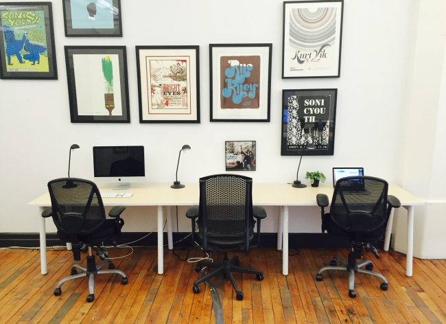 GCT Office Share: Three Desks Now Available!
