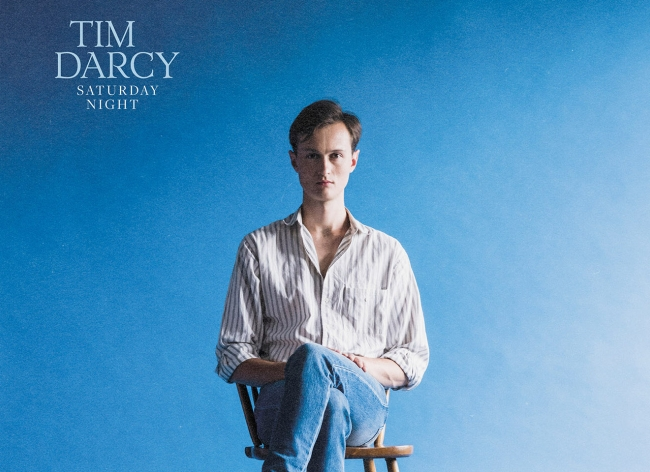 Welcoming Tim Darcy to our roster, debut solo album announced today!