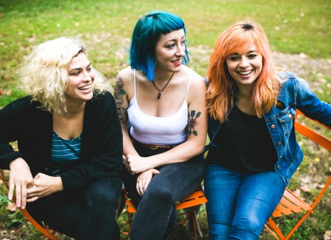 Welcoming Cayetana To Ground Control Touring