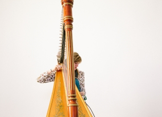 Harpist Mary Lattimore Joins Ground Control Touring Roster