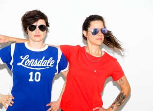 Rock Duo Bat Fangs Joins the Ground Control Touring Roster