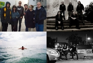FOUR NEW ARTISTS ADDED TO ROSTER