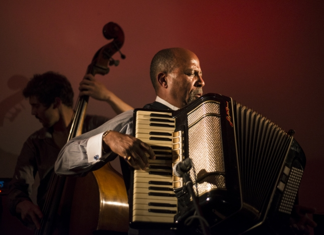 Ethiopian Keyboard and Accordion Luminary, Hailu Mergia, Has Joined the GCT Roster