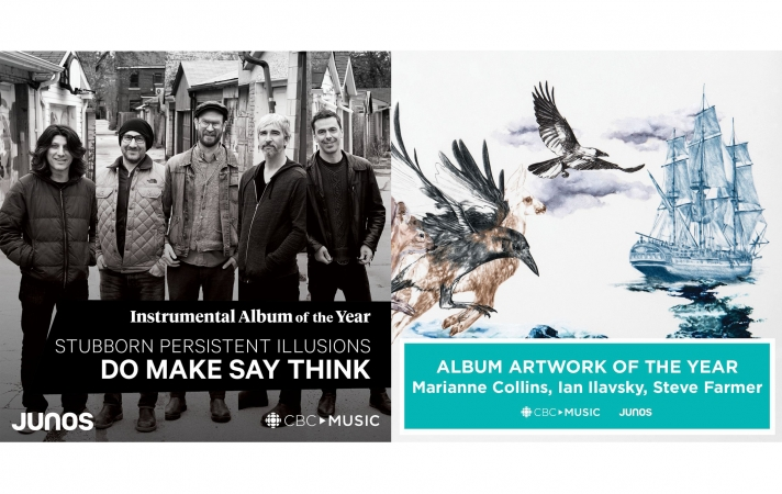 Do Make Say Think Takes Home Two Awards at the 2018 Junos