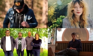 FIVE NEW ARTISTS ADDED TO ROSTER