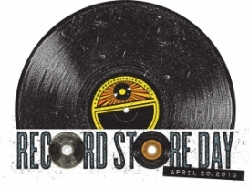 Ground Control Touring Artists' Record Store Day Releases 2013