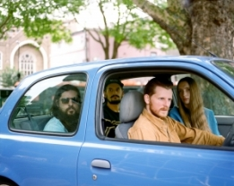 Dry Cleaning Joins the Ground Control Touring Roster