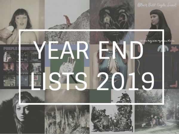 Ground Control Touring - Best of 2019 List