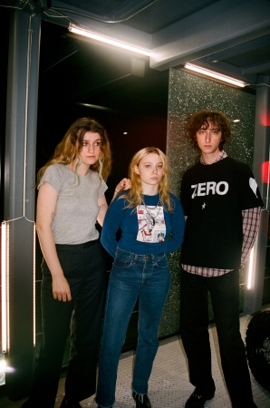 LA Grunge Band Momma Signs with Ground Control Touring