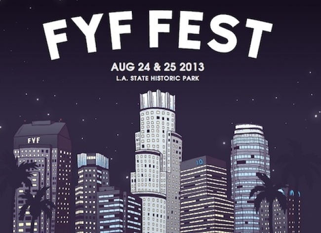 Ground Control Touring Artists to Play FYF Fest