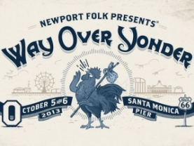 Ground Control Touring Artists at Way Over Yonder Festival